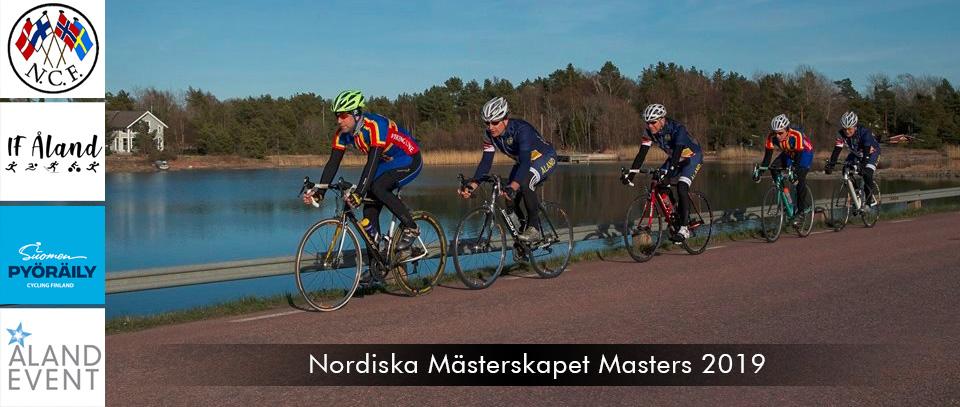 Nordiska Mästerskapet Masters 2019